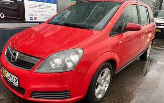 Opel Zafira 1,9 CDTi 100 Flexivan