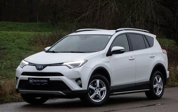 Toyota RAV4 2,5 Hybrid H3 CVT