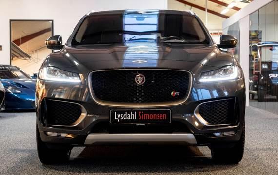 Jaguar F-Pace 3,0 D300 First Edition aut AWD