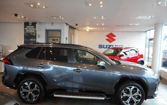 Suzuki Across 2,5 PHEV Adventure e-CVT