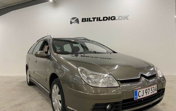Citroën C5 1,6 HDi Prestige Weekend