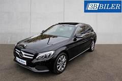 Mercedes C200 d 1,6 T 1,6 Bluetec 7G-Tronic Plus 136HK Van 7g Aut.