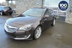 Opel Insignia 1,4 Sports Tourer 1,4 Turbo Edition Start/Stop 140HK Stc 6g