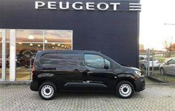 Peugeot Partner 1,5 L1 V1  BlueHDi Plus WP EAT8  Van 8g Aut.