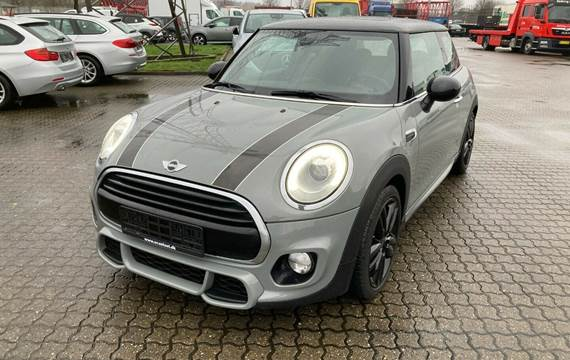Mini Cooper 1,5 136