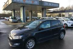 VW Polo 1,0 TSi 95 BlueMotion Van