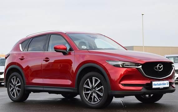 Mazda CX-5 2,0 Sky-G 165 Optimum aut.