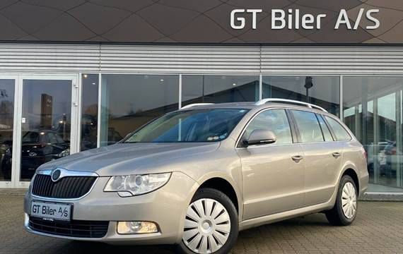Skoda Superb 1,4 TSi 125 Ambition Combi