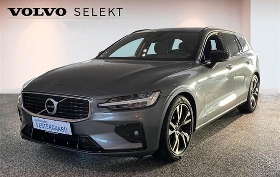 Volvo V60 2,0 T4 R-design  Stc 8g Aut.