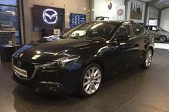 Mazda 3 Skyactiv-G Optimum 120HK 5d 6g Aut.