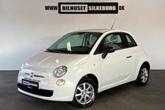 Fiat 500 1,2 Capito