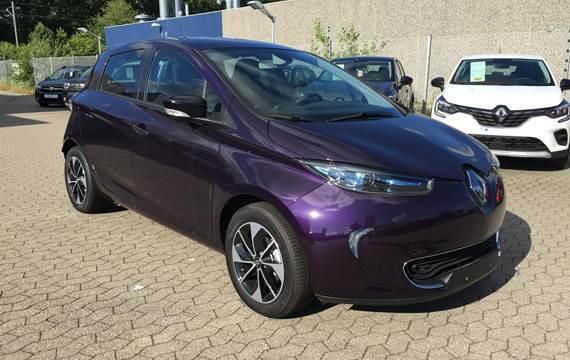 Renault Zoe el 44 kWh Intens 109HK 5d Aut.