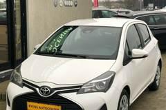 Toyota Yaris 1,4 D-4D T1 Van