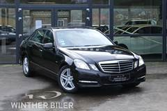 Mercedes E350 3,0 CDi Avantgarde aut. BE