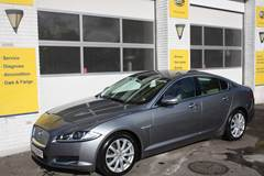 Jaguar XF 2,2 D Luxury aut.