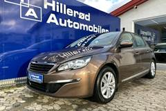 Peugeot 308 1,6 THP 125 Allure