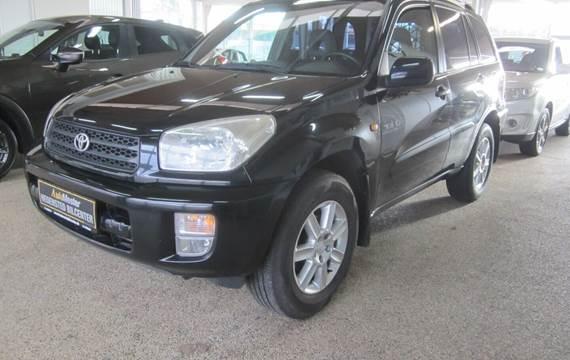 Toyota RAV4 1,8 VVT-i