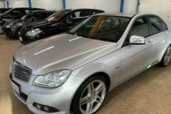 Mercedes C220 2,2 CDi aut. BE