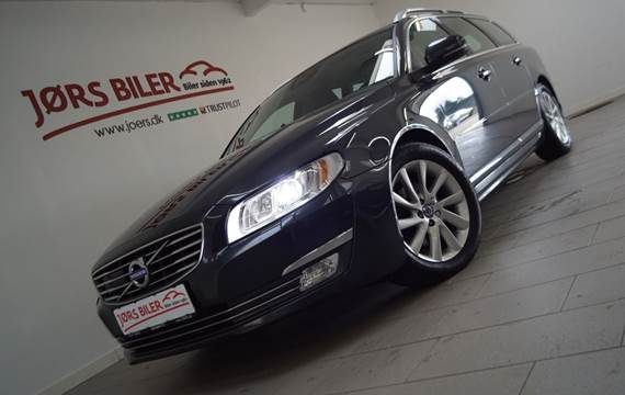 Volvo V70 2,0 D4 181 Inscription aut.