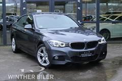 BMW 320d 2,0 Gran Turismo M-Sport xDrive au