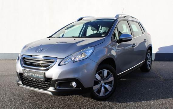 Peugeot 2008 1,2 e-VTi 82 Allure ESG