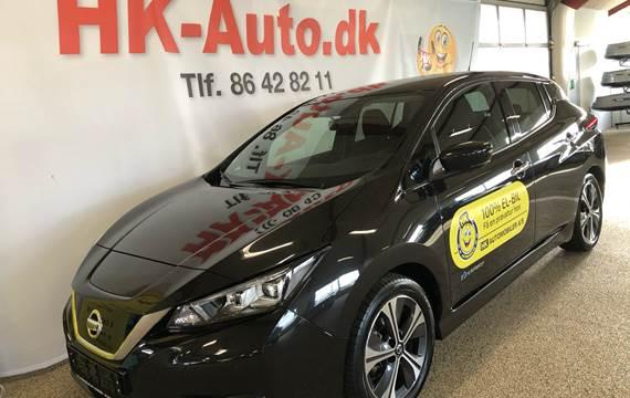 Nissan Leaf el EL Tekna 40 kWh 150HK 5d Aut.