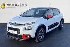Citroën C3 1,5 Blue HDi Attaque+ start/stop 100HK 5d