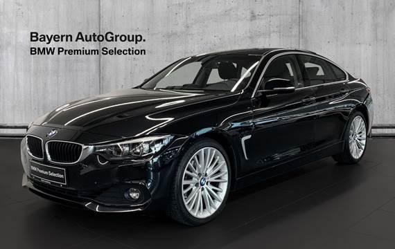 BMW 420i 2,0 Gran Coupé Executive aut.