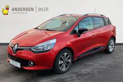 Renault Clio 1,5 Sport Tourer 1,5 Energy DCI Limited 90HK Stc