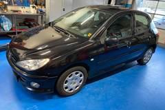 Peugeot 206 1,4 HDi 70 Comfort+