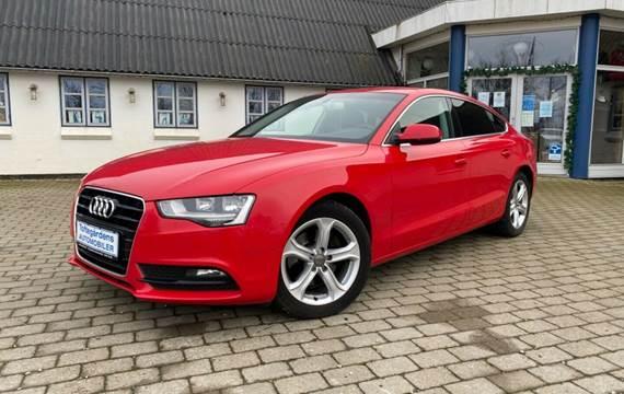 Audi A5 1,8 TFSi 170 SB