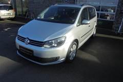 VW Touran 1,6 blueMotion TDI Trendline 105HK 6g