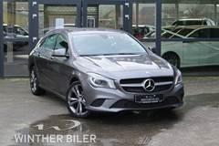 Mercedes CLA200 2,2 CDi SB aut.