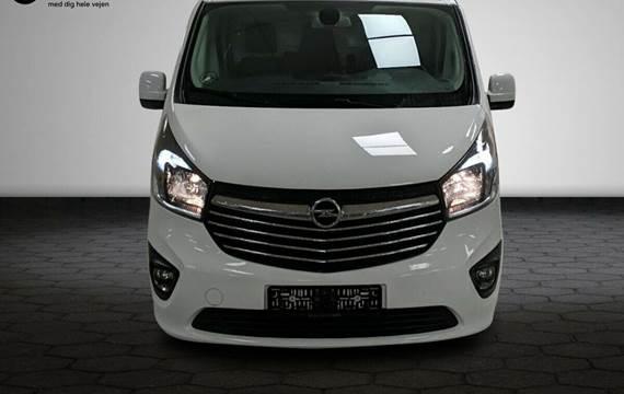 Opel Vivaro 1,6 CDTi 145 Sportive L2H1