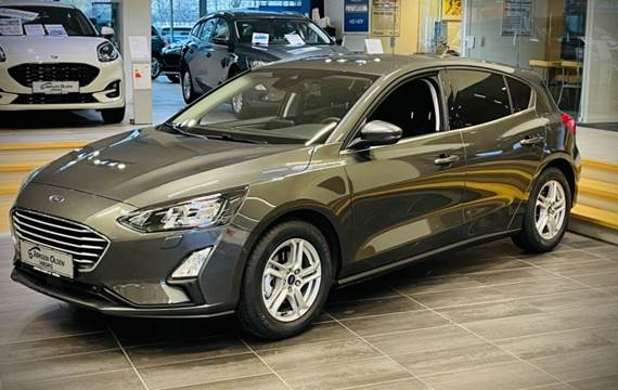 Ford Focus 1,0 EcoBoost Connected