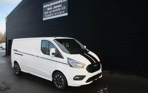 Ford Transit 2,0 320 L2H1  TDCi Sport  Van 6g Aut.