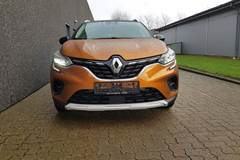 Renault Captur 1,6 E-TECH Intens 160HK 5d Aut.