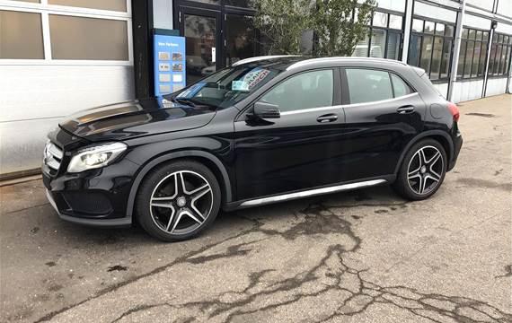Mercedes GLA250 2,0 4-Matic 7G-DCT 211HK 5d 7g Aut.