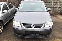 VW Touran 1,9 TDI Trendline 105HK Van 6g