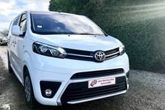 Toyota ProAce 2,0 Toyota Proace Long 2,0 D Comfort One Dobb. skydedør, bagdør m/ruder 150HK Van 6g