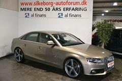 Audi A4 2,0 TDi 143