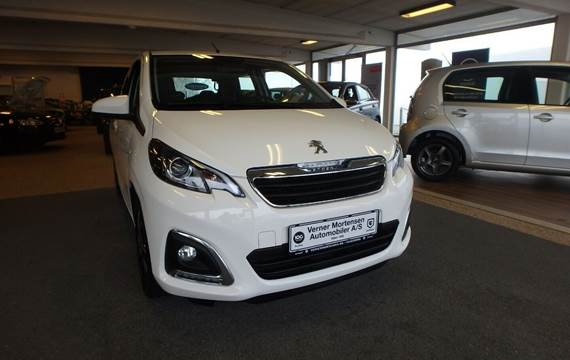 Peugeot 108 1,0 e-VTi 72 Selection