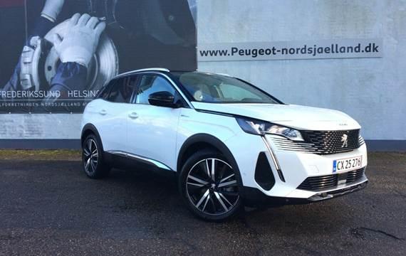 Peugeot 3008 1,6 Hybrid4 GT Pack EAT8
