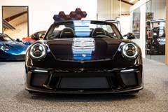 Porsche 911 Speedster 4,0