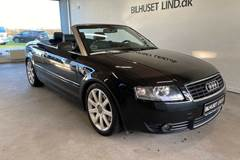 Audi A4 1,8 T 163 Cabriolet