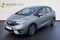 Honda Jazz 1,3 Elegance Navi & ADAS CVT 102HK 5d Trinl. Gear
