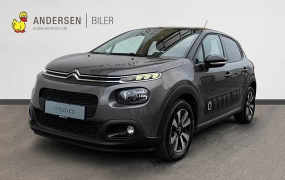 Citroën C3 1,5 Blue HDi Triumph start/stop 100HK 5d