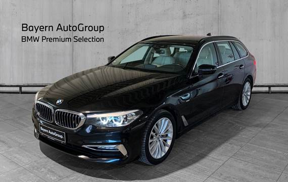 BMW 530d 3,0 Touring Luxury Line aut.
