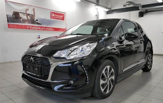 DS DS3 1,6 Blue HDi Style+ start/stop  3d