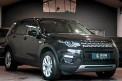 Land Rover Discovery Sport 2,2 SD4 SE aut. 7prs